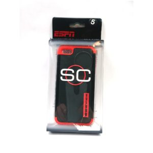 iPhone 5 ESPN College Football SC Protective Dual Hybrid Phone Case